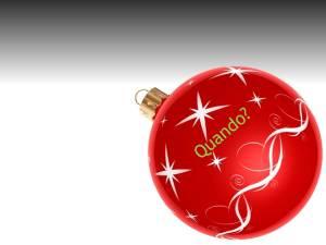 bola Natal